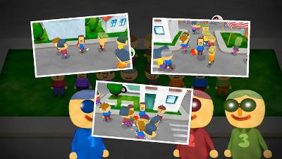 Game and Wario screenshot #1