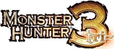 Monster Hunter 3 Ultimate logo