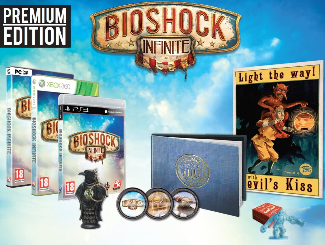 bioshock infinite premium edition pc zavvi com