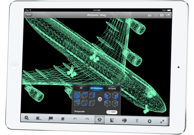 iPad Air Graphics and Apps