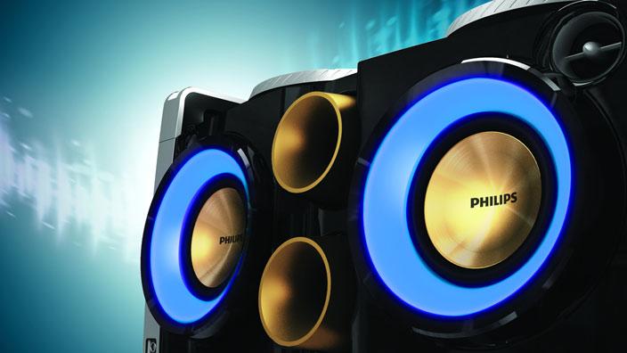 Philips FWP3100D/05 Mini Hi-Fi System