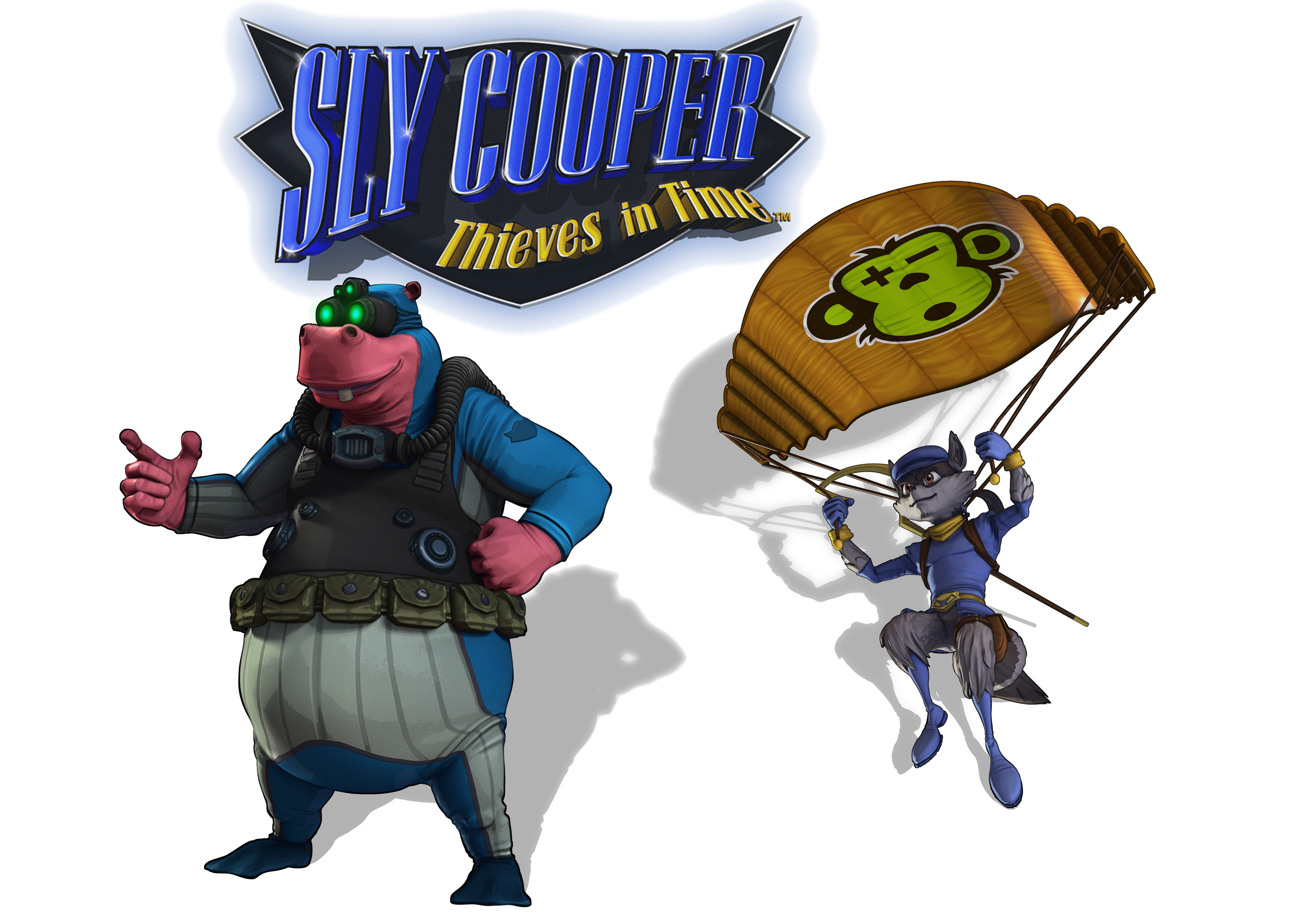 Sly Cooper Thieves In Time Pre Order Dlc Ps3 Zavvi Espa 241 A
