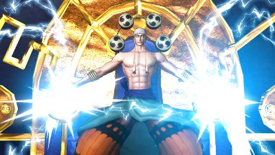 One Piece: Pirate Warriors 2 screenshot #1