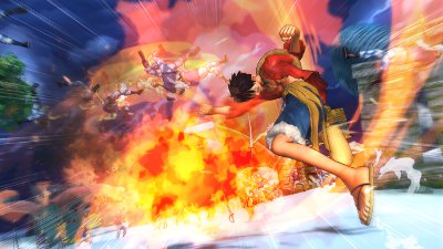 One Piece: Pirate Warriors 2 screenshot #2