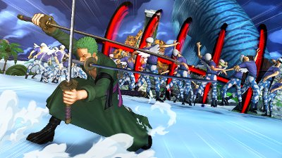 One Piece: Pirate Warriors 2 screenshot #3