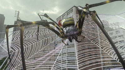 Earth Defence Force screenshot #1