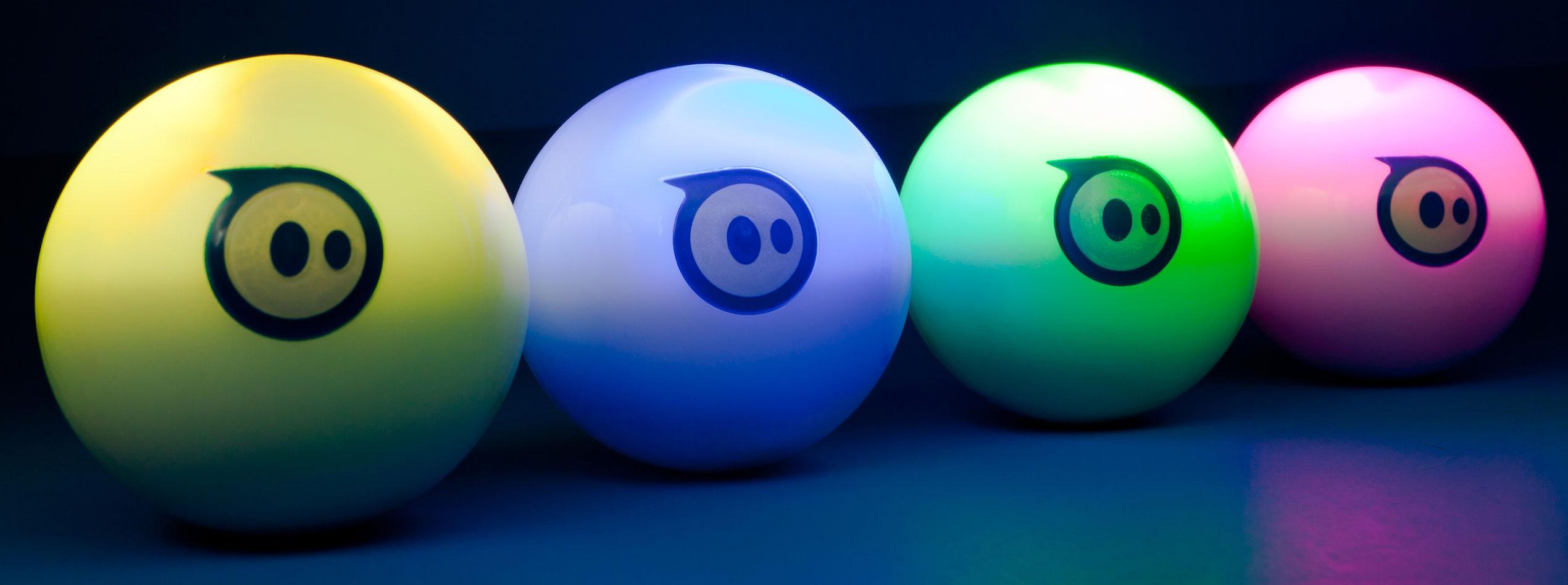 Spheros Group Glowing Colours