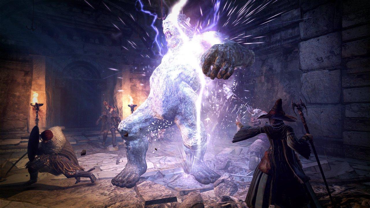 Dragon's Dogma: Dark Arisen screenshot #2
