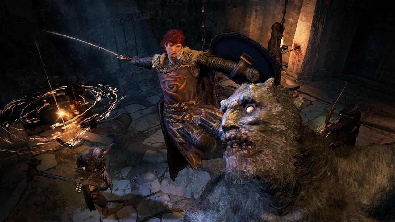Dragon's Dogma: Dark Arisen screenshot #3