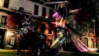 Ninja Gaiden 3: Razor's Edge screenshot #3