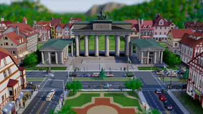 SimCity: German City Set screenshot #1