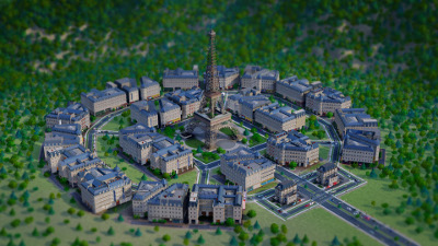 SimCity: German City Set screenshot #2