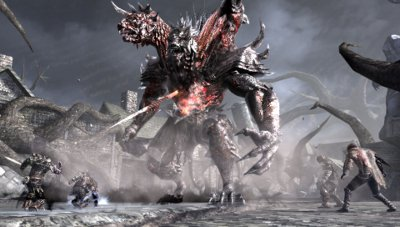 Soul Sacrifice screenshot #1