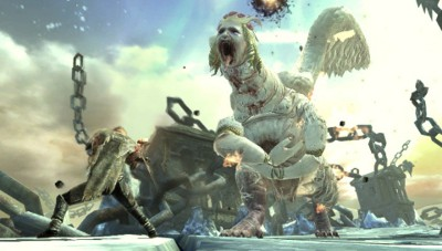 Soul Sacrifice screenshot #2