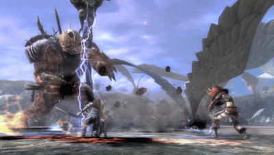 Soul Sacrifice screenshot #3