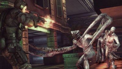 Resident Evil: Revelations screenshot #1