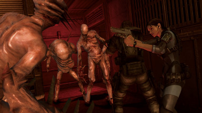 Resident Evil: Revelations screenshot #2