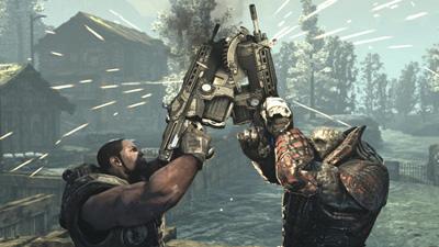 Gears of War screenshot #1