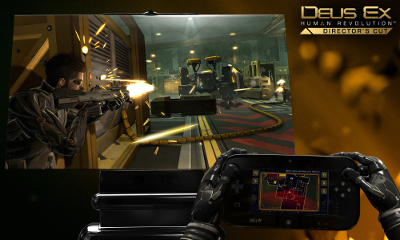 DEUS EX: Human Revolution screenshot #1
