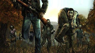 The Walking Dead game screenshot #2