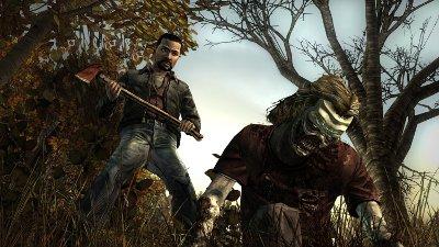 The Walking Dead game screenshot #3