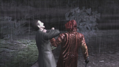 Deadly Premonition screenshot #2
