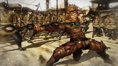 Dynasty Warriors 8 screenshot #3