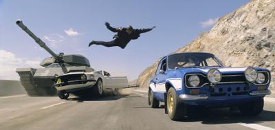Fast and Furious: Showdown screenshot #3