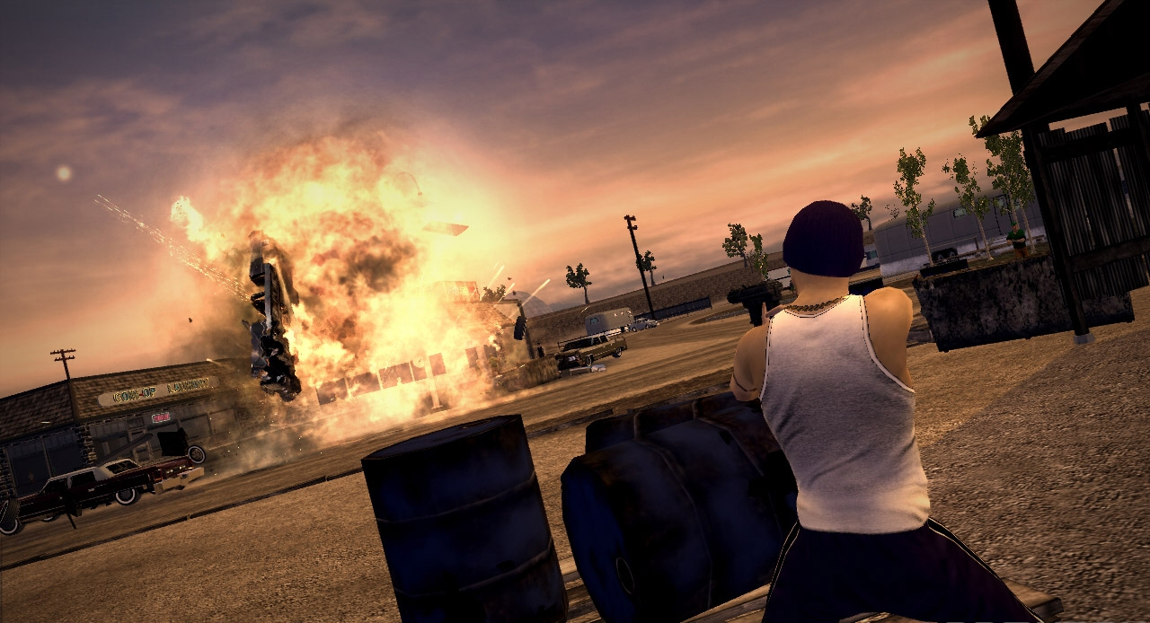 Saints row 2 essentials ps3 for Html table th 2 rows