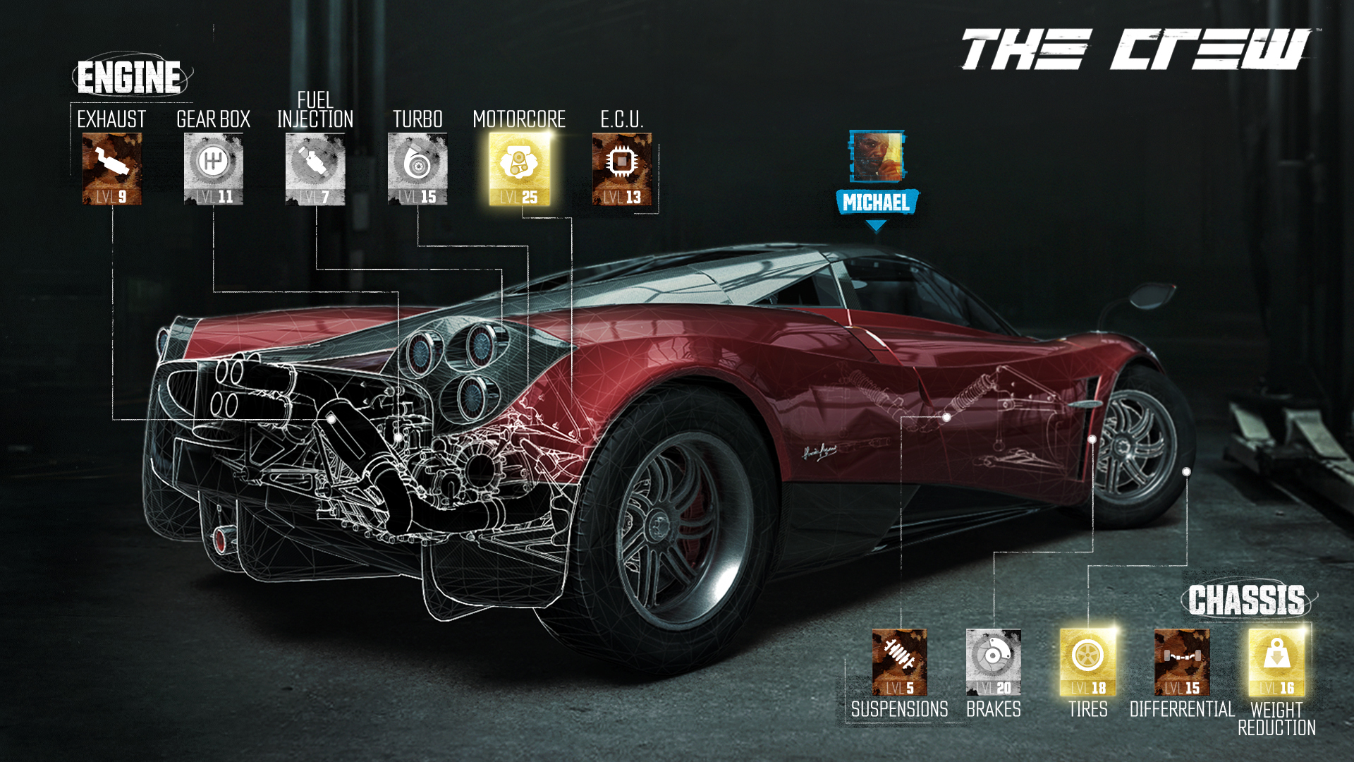 How To Customize Your Car In Watch Dogs