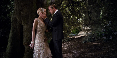 Screenshot from The Great Gatsby