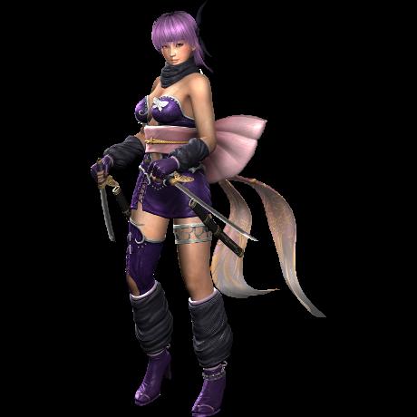 woman ninja