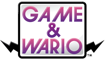 game and wario logo