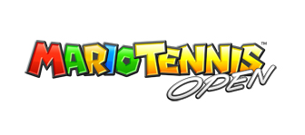 mario tennis open logo