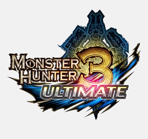 monster hunter ultimate logo