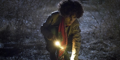 Recherche à la lampe de poche