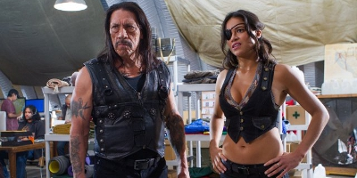 Machete and Luz