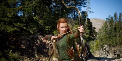 Tauriel Aiming