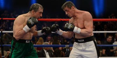 Henry 'Razor' Sharp and Billy 'The Kid' McDonnen Fighting