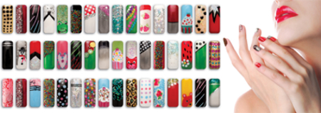 Rio Ultimate Nail Art Professional Artist Collection Free Shipping