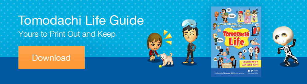 Tomodachi life dating guide