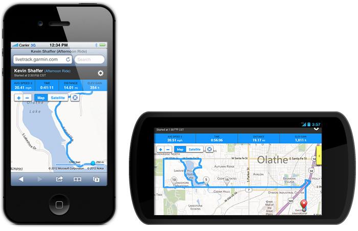 Garmin-Edge-1000-GPS-Smartphone-Compatibility