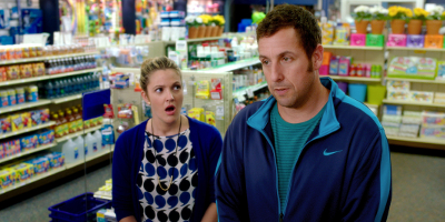 Lauren et Jim font du shopping