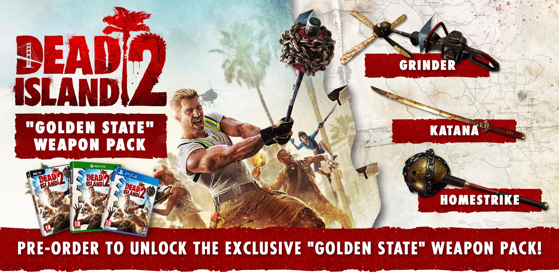 Dead island 2 release date