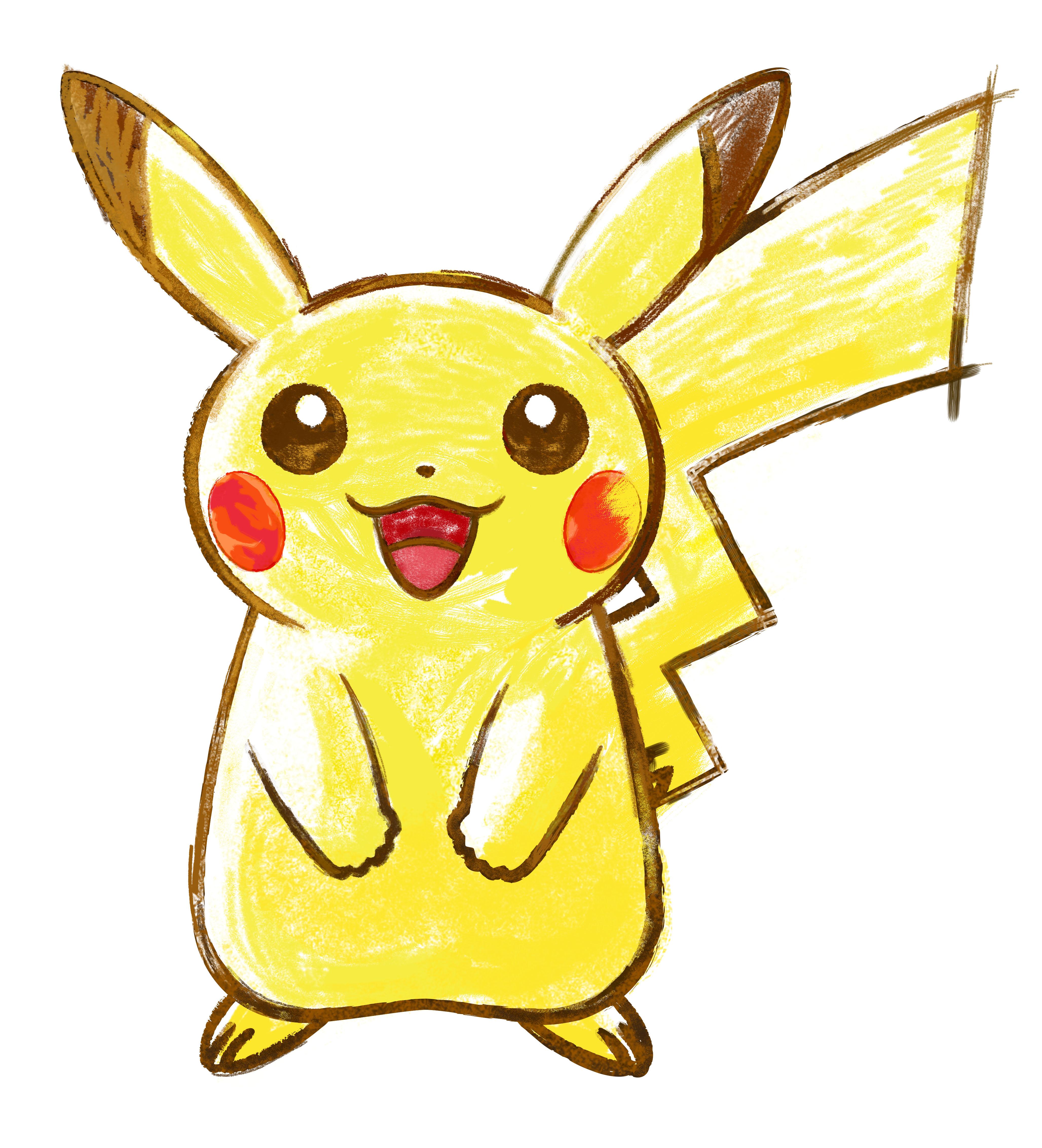 Easy Pokemon Face Paint