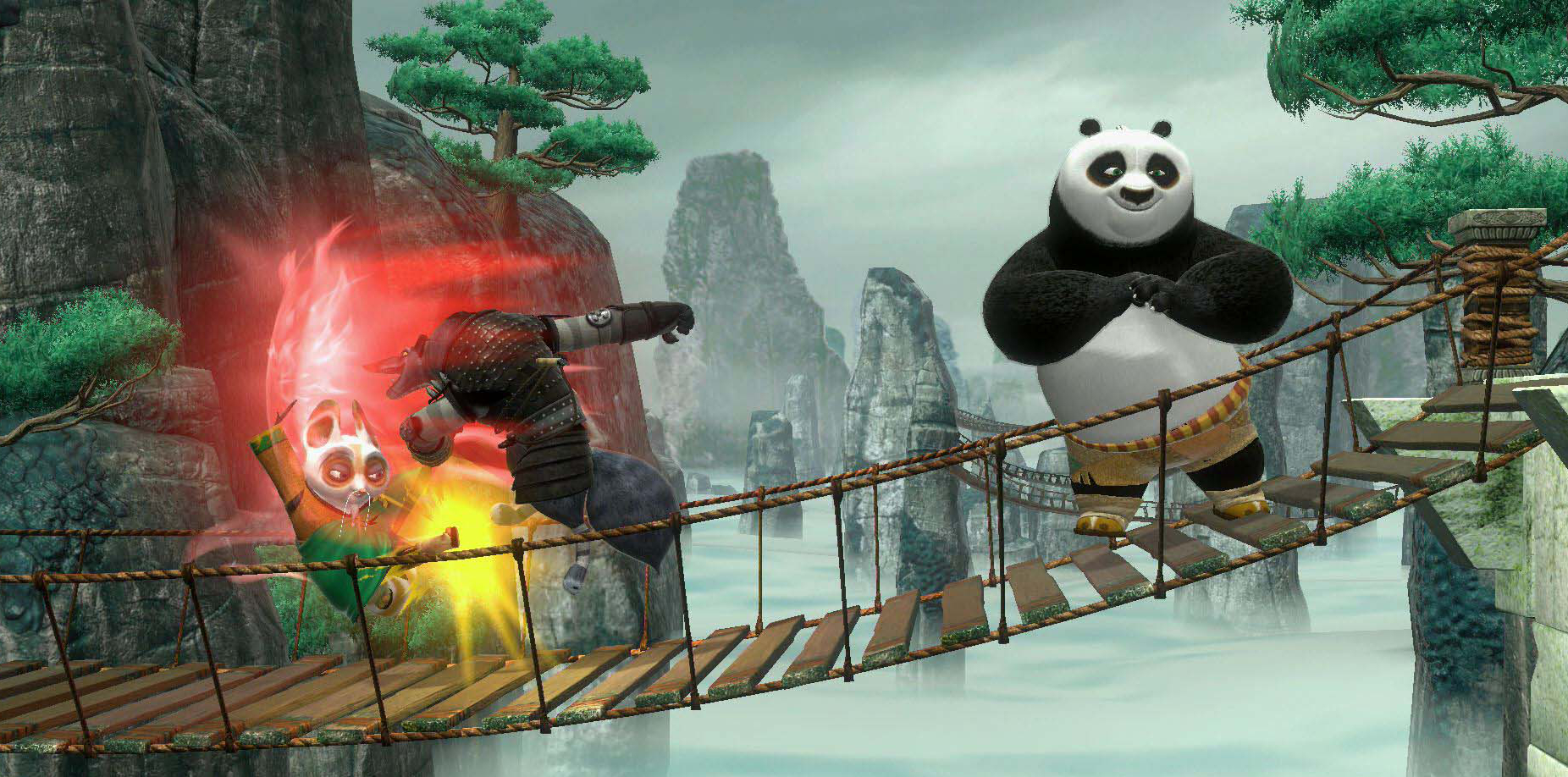 Kung Fu Panda  Showdown of Legendary Legends Xbox 360  500d45ef3