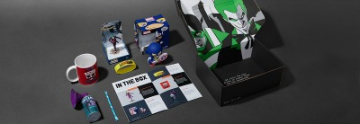 Heroes and Villians Zbox