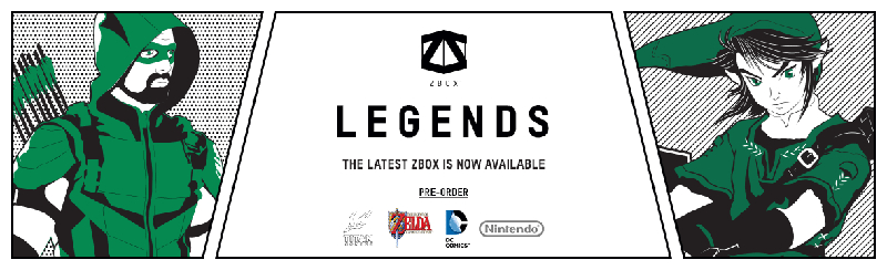 Legends Box