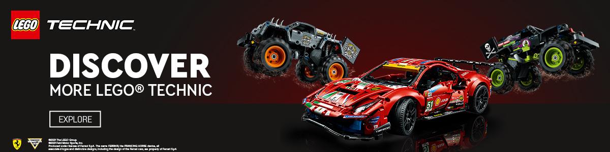 Discover More Lego Technic