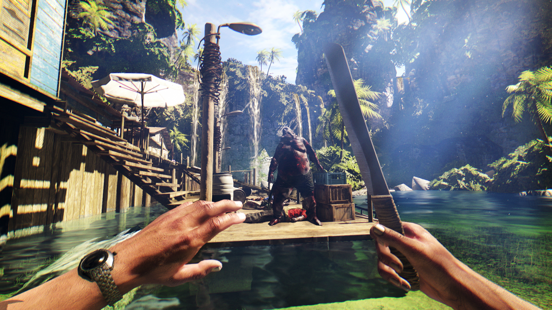 Online Dead Island Game Play Now